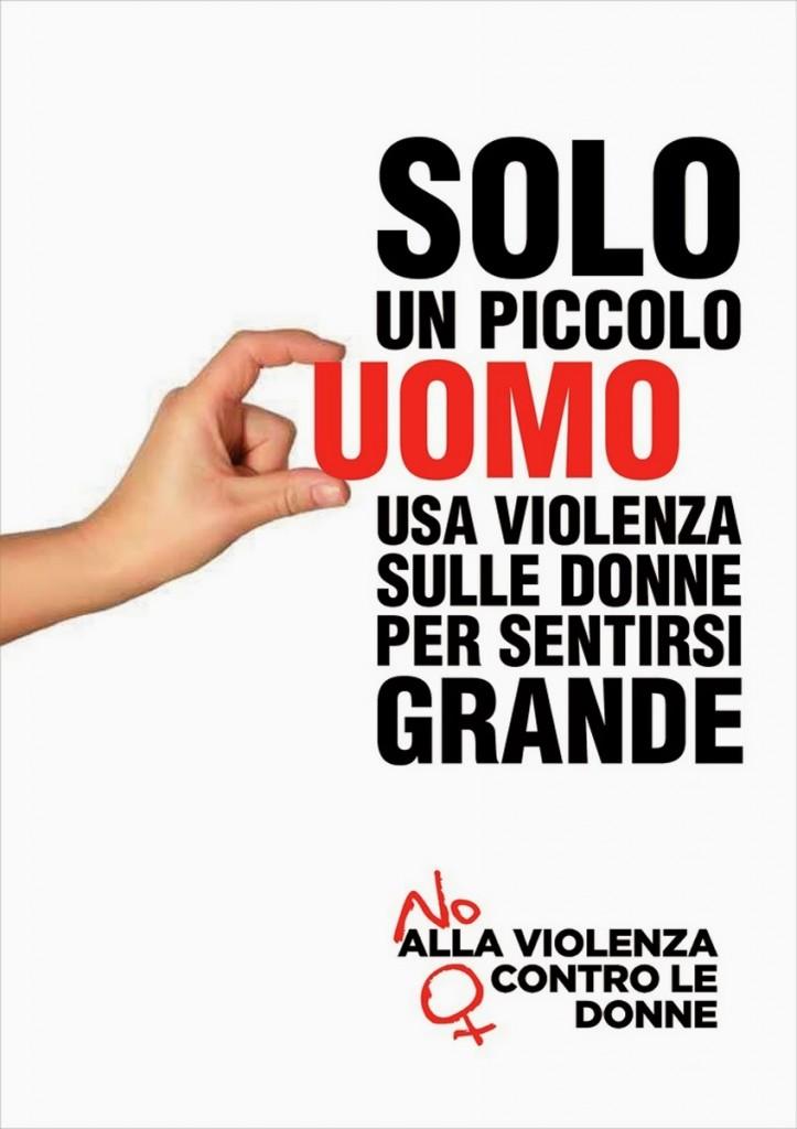 Giornata internazionale contro la violenza sulle Donne.