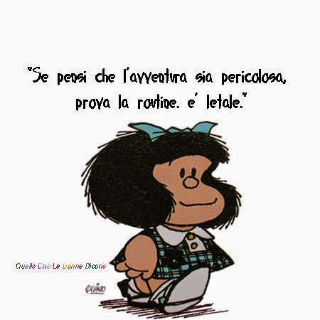 Buonanotte Di Mafalda Nyc