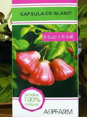 Capsula de slabit - Arpfarm, 30 capsule (Arderea grasimilor) - mymamaluvs.com