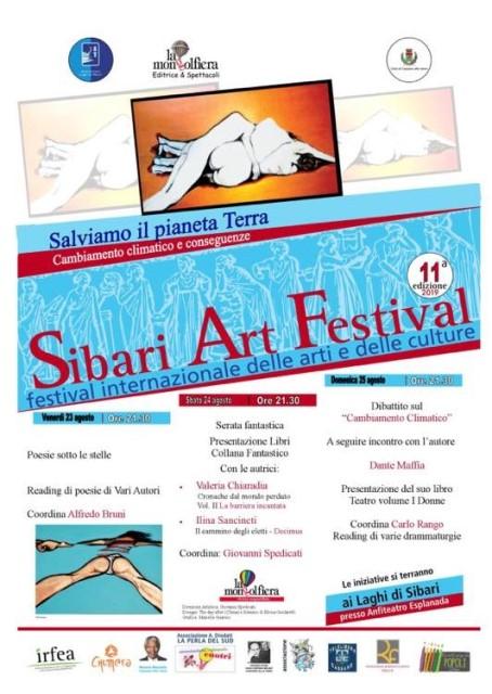 sibari art festival 11° ed 2019