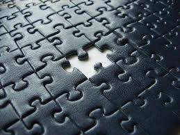 Puzzle a cui manca un solo pezzo