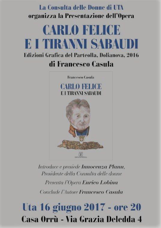 Locandina Carlo Felice Uta[821]