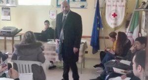 Marco Pizzorno forma operatori del soccorso e protezione civile