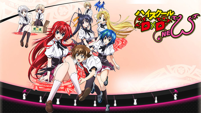 High-School-DXD-New