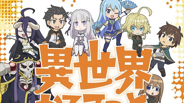 Konosuba Light Novel Download