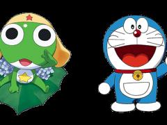Keroro-Doraemon