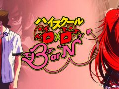 highschool-dxd-born