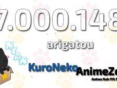 7milioni arigatou