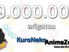 9milioni arigatou
