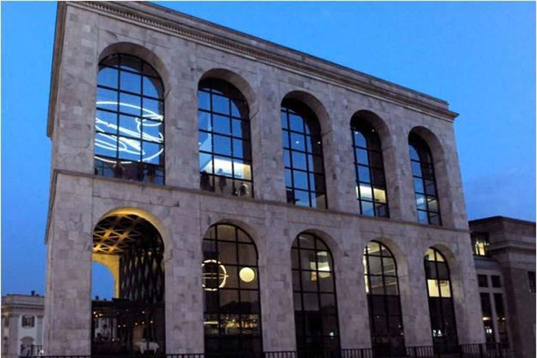 Mostre e Musei – Museo del Novecento Palazzo dell'Arengario – Milano