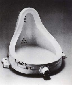 Marcel Duchamp – Fontana – 1919