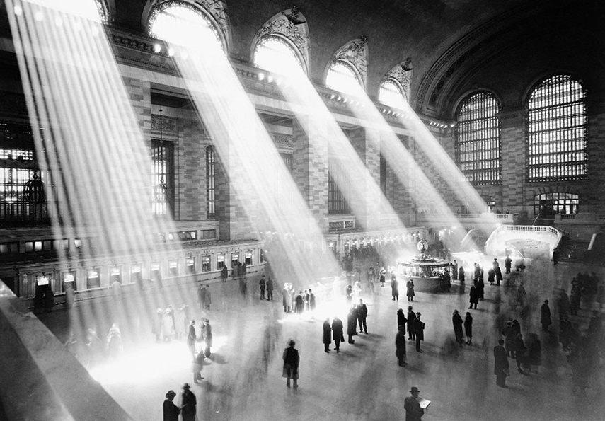 Alfred Stieglitz – Grand Central Terminal, 1929