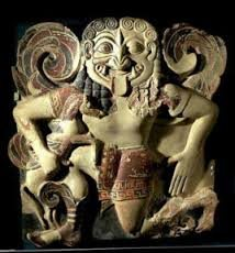 Lastra architettonica duttile - raffigurante la Gorgone Medusa - 570-550 a.C.