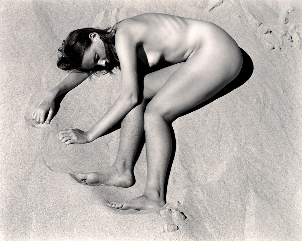 Edward Weston - Nude (1936)