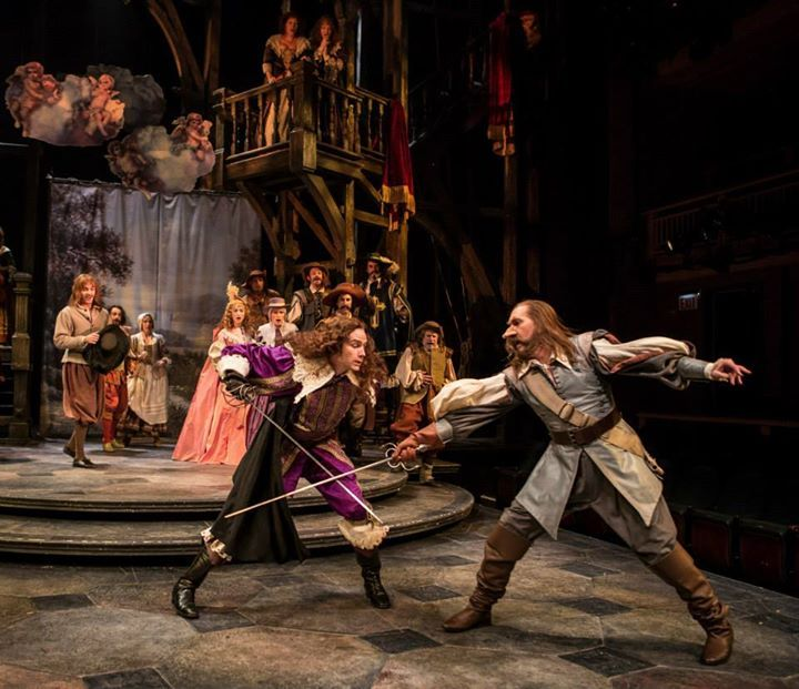 Chicago Shakespeare Theater: Cyrano de Bergerac