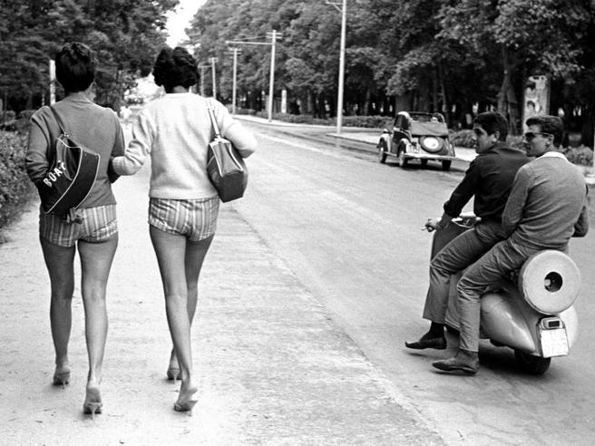 2 foto viareggio 1959