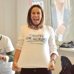 Giorgio Gori rieletto sindaco di Bergamo: Cristina Parodi esulta per il marito