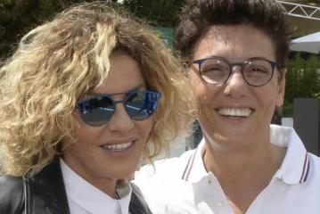 Eva Grimaldi e Imma Battaglia spose dopo sette anni d'amore: tutto sul matrimonio
