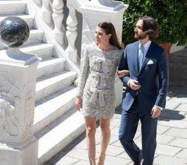 Montecarlo, Charlotte Casiraghi sposa a sorpresa il fidanzato Dimitri Rassam