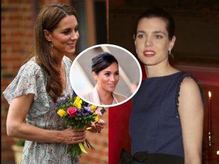 "Charlotte Casiraghi ""sfida"" Kate Middleton a colpi di copertine. Ma Meghan Markle resta indietro"