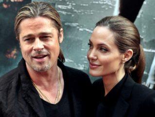 Brad Pitt, vacanze estive in New Mexico con i figli e... Angelina