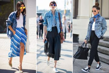 Moda donna, la giacca di jeans: perché è sempre il momento giusto