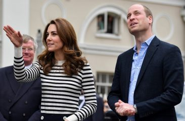 Kate Middleton e il principe William in crisi, lei va in televisione e lancia un messaggio in codice al marito
