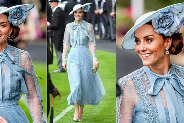 "Kate Middleton se la ride con le ""cugine"" al Royal Ascot. E c'è anche la Galanti"