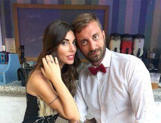 Bianca Atzei e Stefano Corti, la cena a casa dei genitori di lei diventa un disastro social