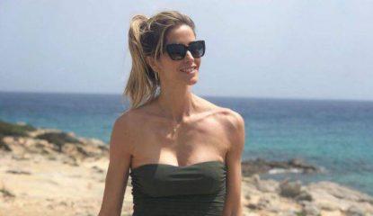"""Elena Santarelli contro un hater: """"Mio figlio non è come te"""""""