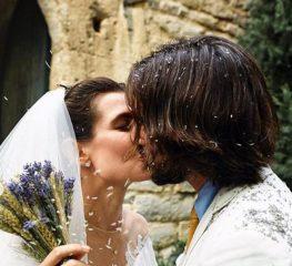Charlotte Casiraghi, matrimonio top secret con Dimitri Rassam: l'abito da sposa è da favola