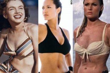 5 luglio giornata mondiale del bikini: ecco quelli che hanno fatto la storia