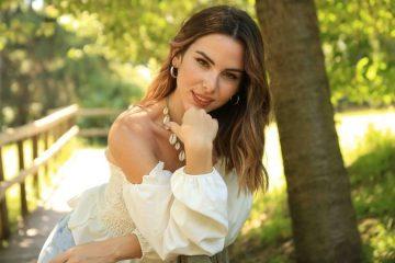 Micol Olivieri mamma a tempo pieno: «La tv non mi manca, ma mai dire mai»