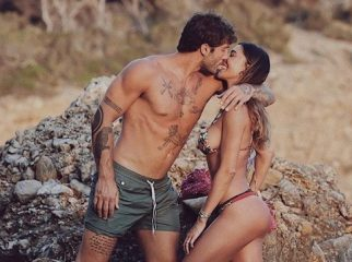 Belen e Stefano De Martino innamorati pazzi, lei lo rimprovera: «Ho sposato un bambino»
