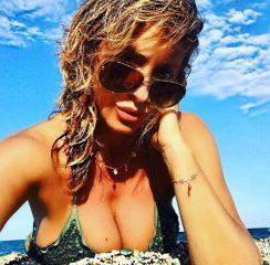 Sabrina Salerno, a 51 anni manda i follower in estasi con uno shooting bollente