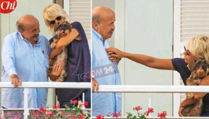 """Maurizio Costanzo relax d'agosto con la De Filippi: """"Non potrei vivere senza Maria..."""""""