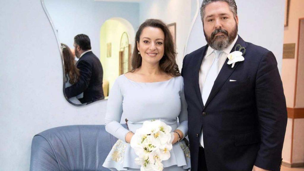 Rebecca-Bettarini-e-il-marito-zar-George