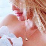 Candice Swanepoel mamma bis