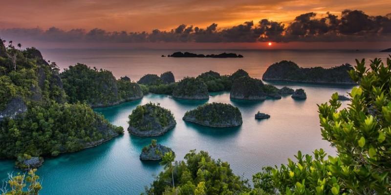10 Tempat Wisata di Sorong Terhits Dikunjungi