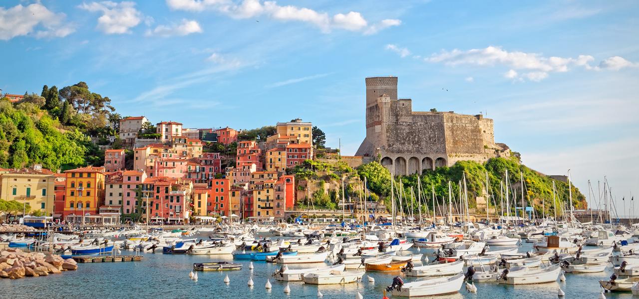 Lerici La Spezia Liguria