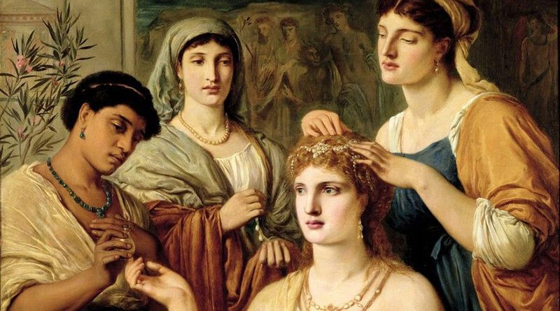 Roma Antica Donne