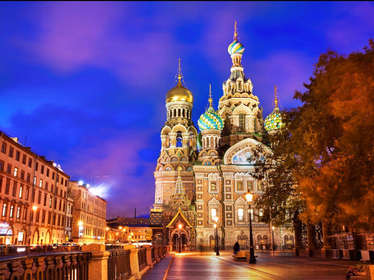 Russia.San Pietroburgo