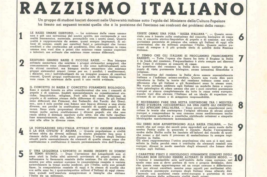 LIBRI: Storia degli Ebrei Italiani sotto il Fascismo di Renzo De Felice