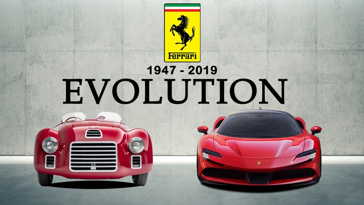 Ferrari Evolution