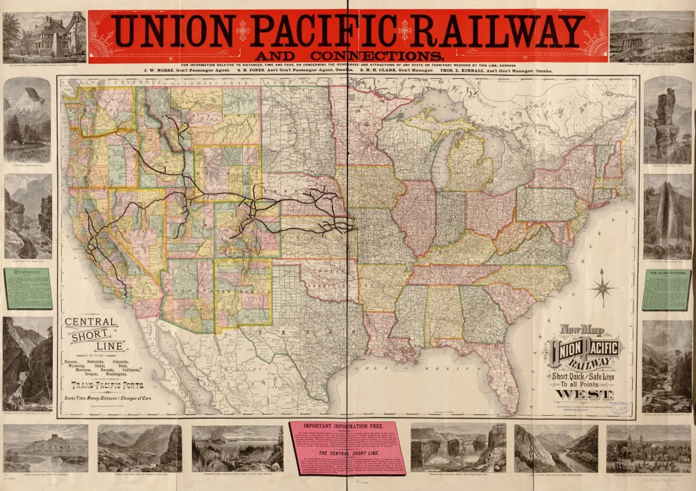 Ferrovia USA