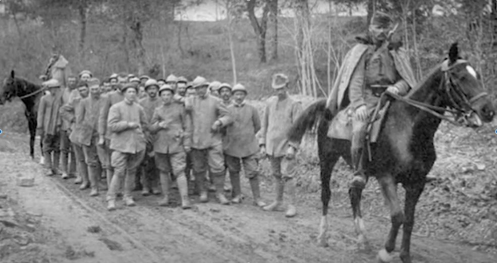 Guerra Mondiale 1915-1918