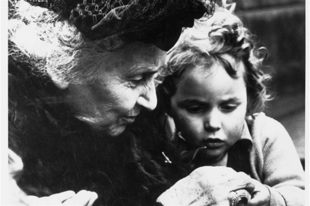 Pedagogia: Maria Montessori
