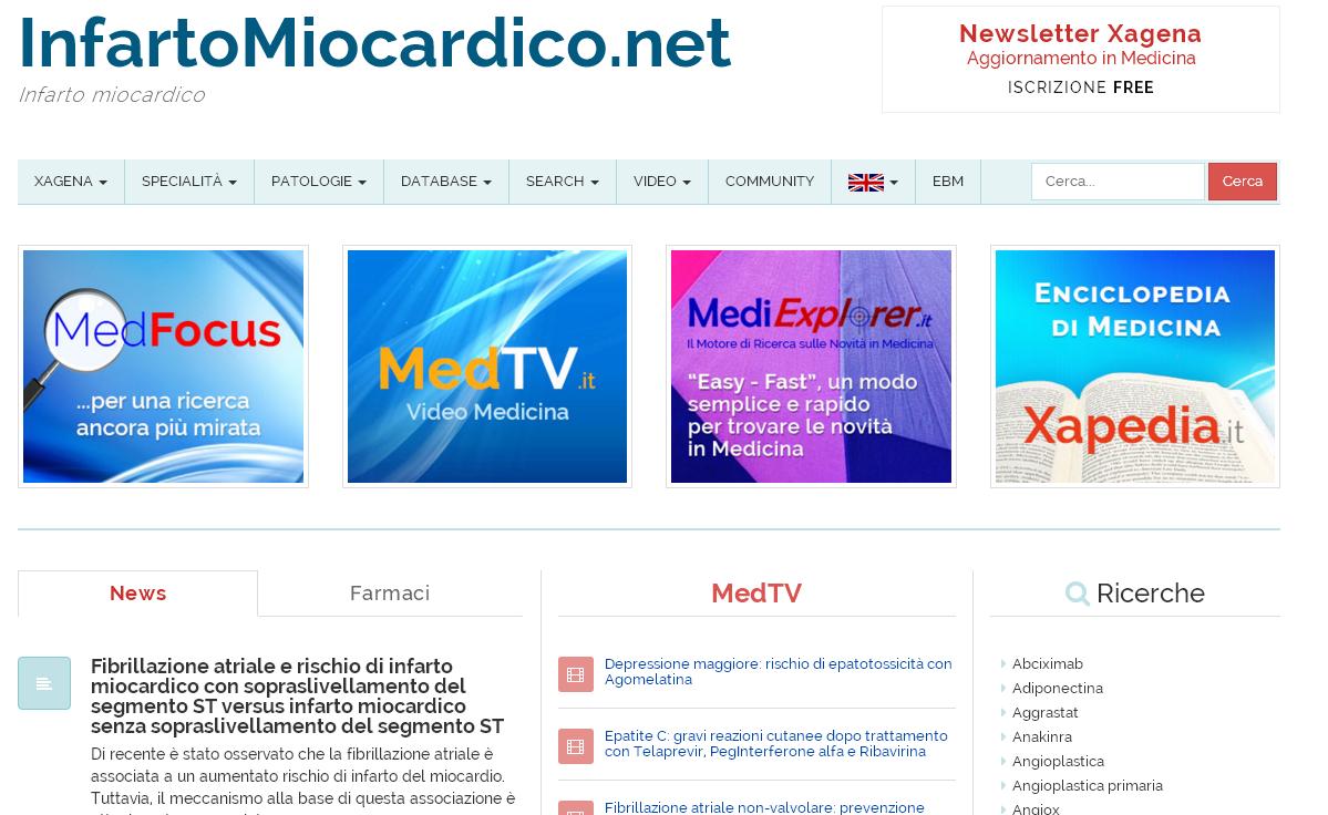 InfartoMIocardico.net