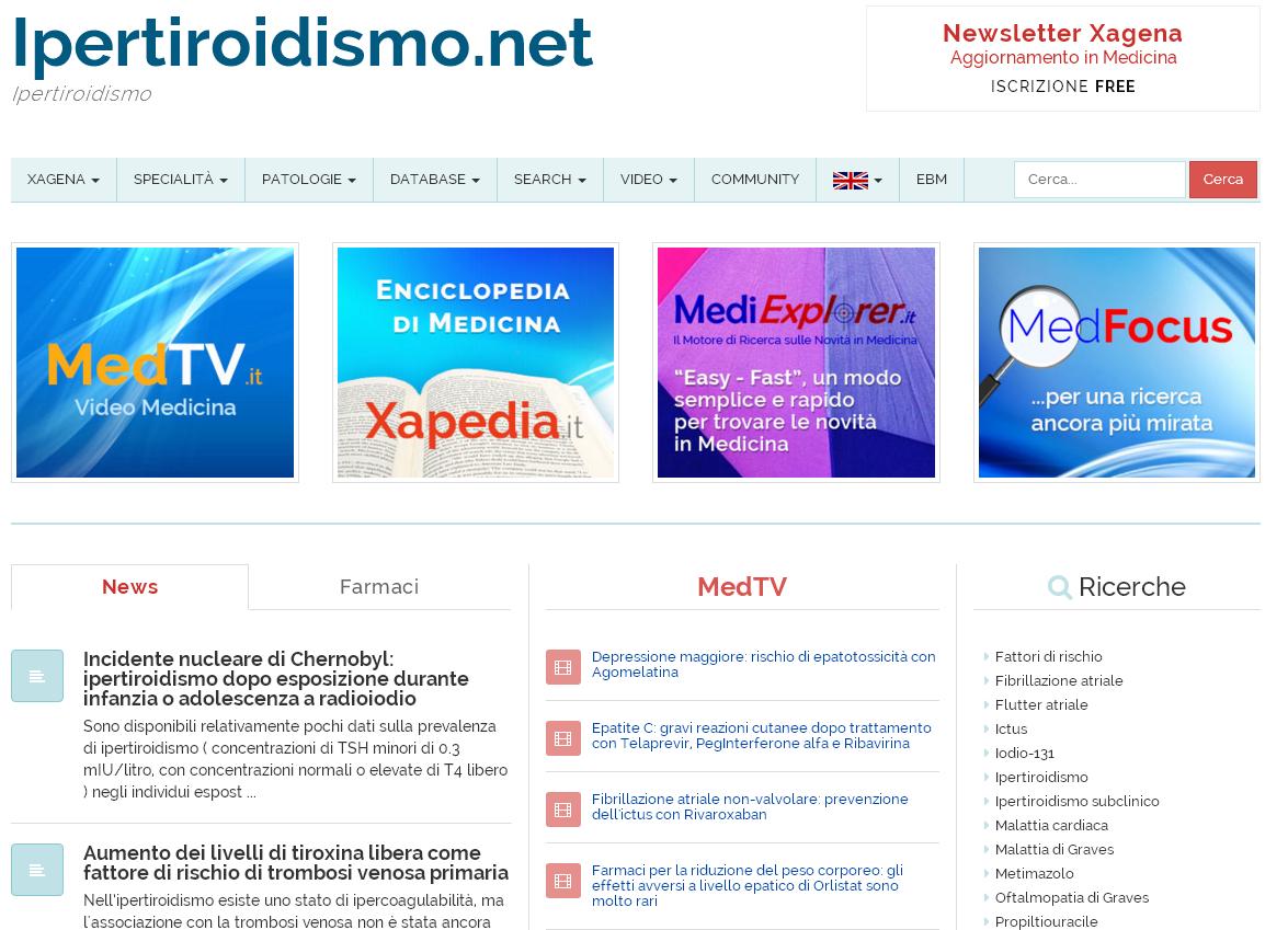 Ipertiroidismo.net