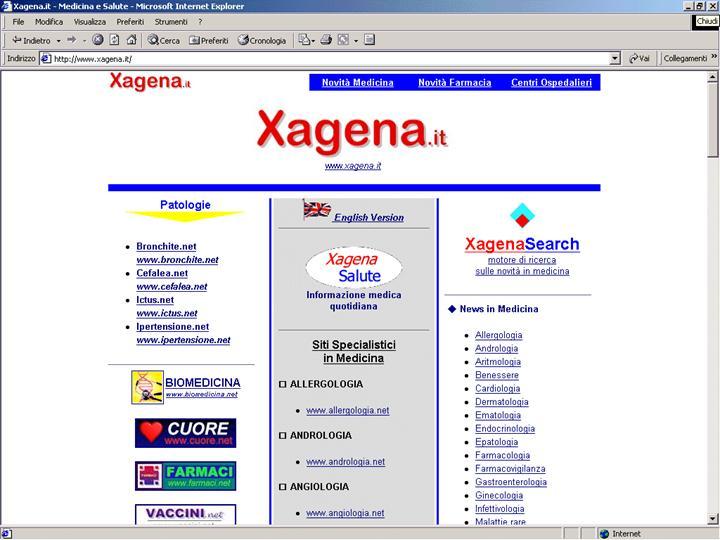 Xagena.Storico